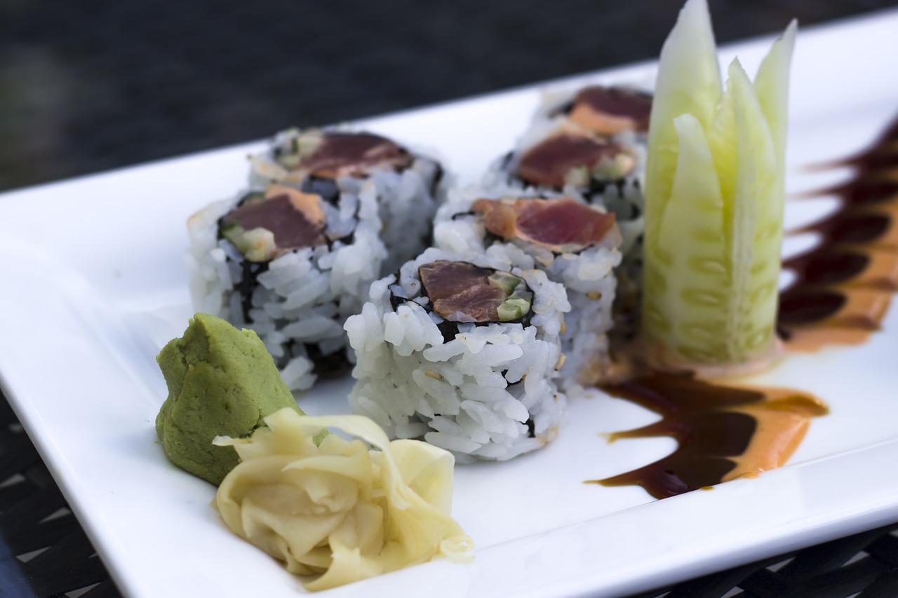 wasabi contra la caries