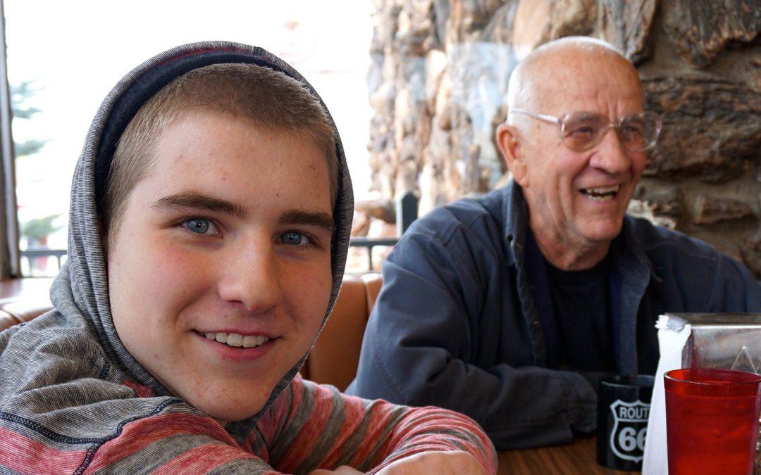 pacientes jovenes y ancianos